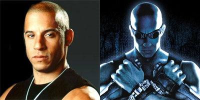 Vin Diesel - Riddick