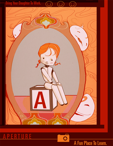 Aperture Science - Learning
