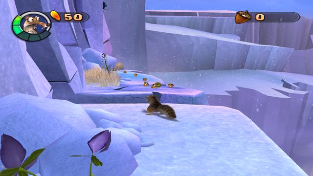 """Ice Age 2: O """"Jogo do Esquilo"""""""