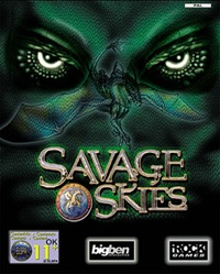 Savage Skies - Box