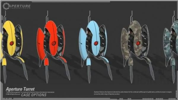 Portal 2 - Case Options