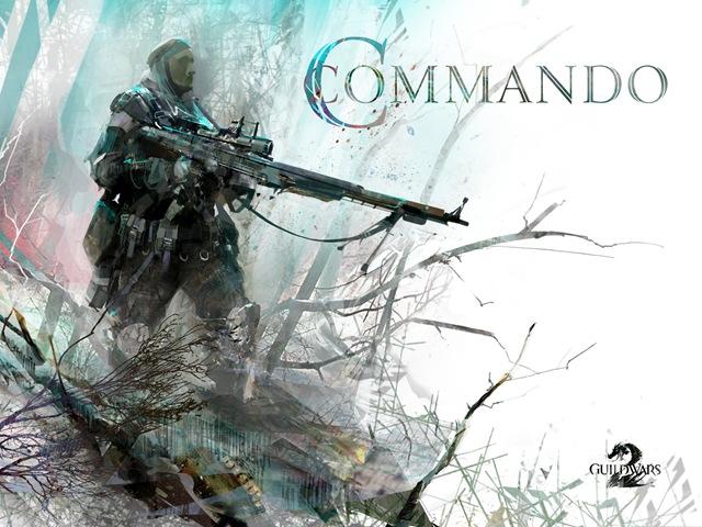 Guild Wars 2 - Commando 02