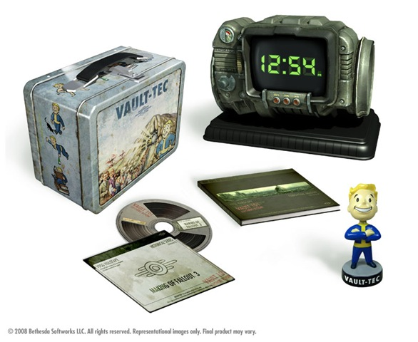 Fallout 3: Amazon.com Exclusive Survival Edition