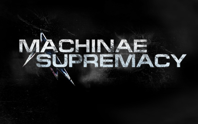 Machinae Supremacy Scratch Wallpaper