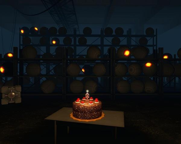 Portal - Cake