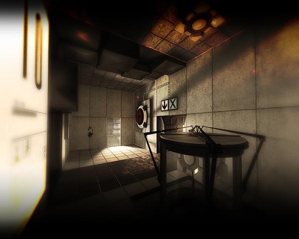 Portal - Test Chamber