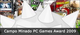 Campo Minado PC Games Award 2009
