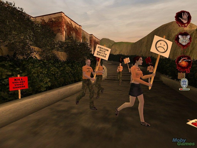 Postal  2- Screenshot