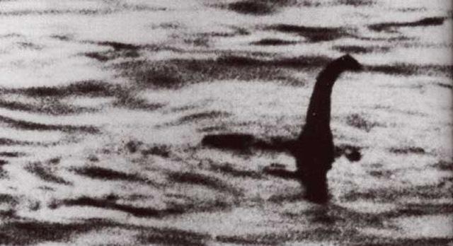 Monstro de Loch Ness