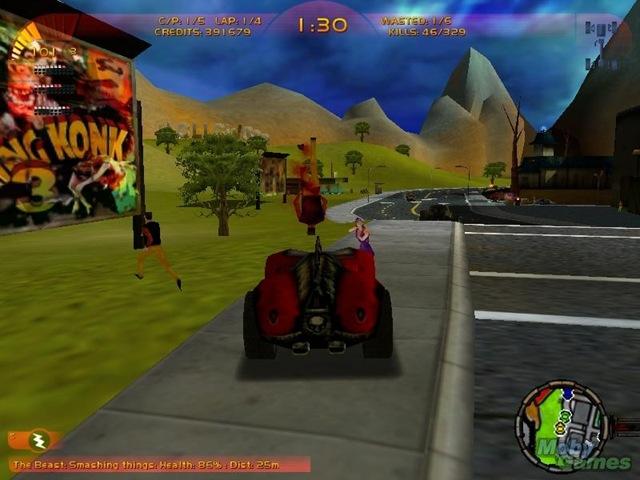 Carmageddon TDR 2000.