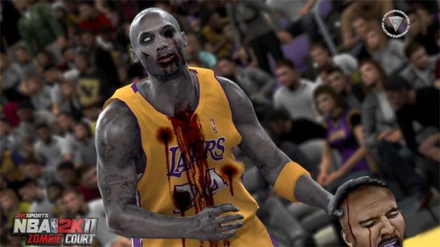 NBA 2K11 Z