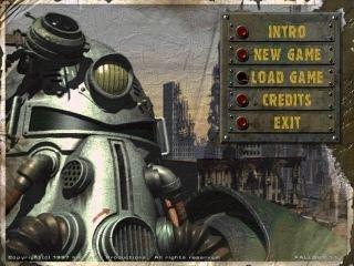 Fallout - Menu