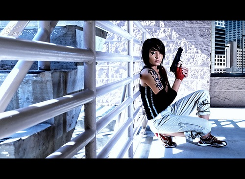 Mirror's Edge Cosplay 00