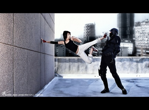 Mirror's Edge Cosplay 01
