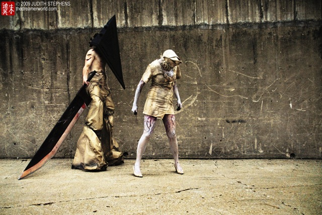Silent Hill Cosplay 00