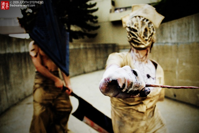 Silent Hill Cosplay 01