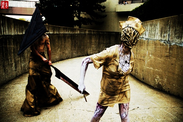 Silent Hill Cosplay 02