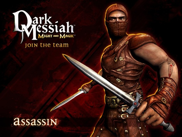 Dark Messiah of Might and Magic - Assassin