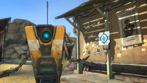 Borderlands - Claptrap