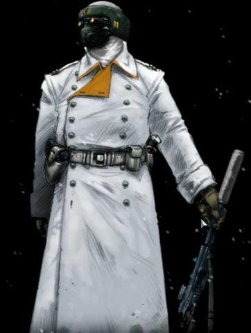 Indigo Prophecy - Soldado