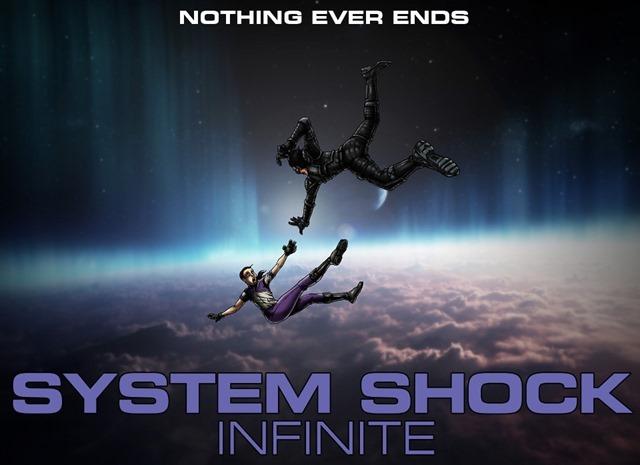 System Shock Infinite - Poster