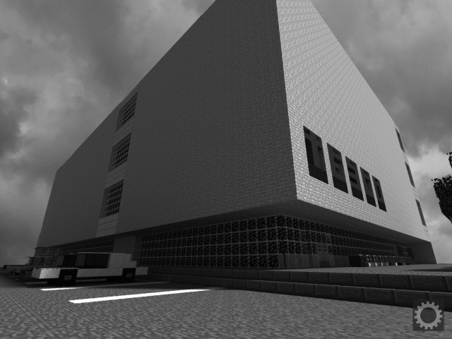 Brutalist - Minecraft 02