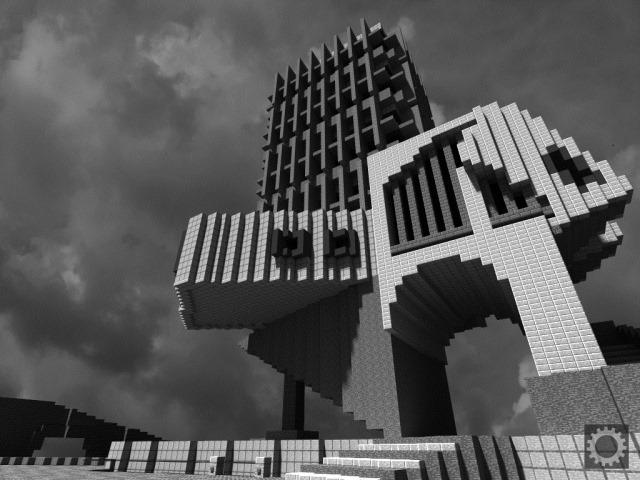 Brutalist - Minecraft 04