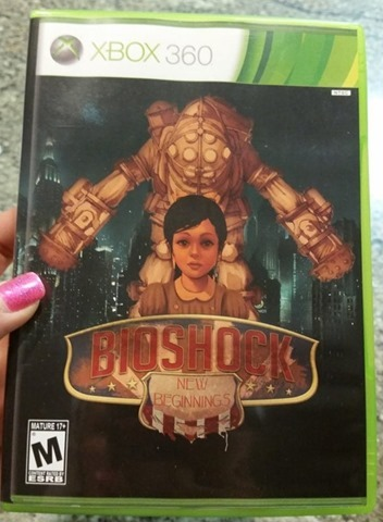 Bioshock - New Beginnings