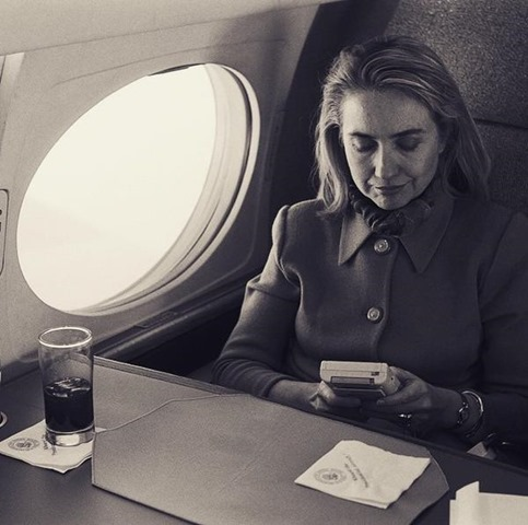 Hillary Clinton - Game Boy