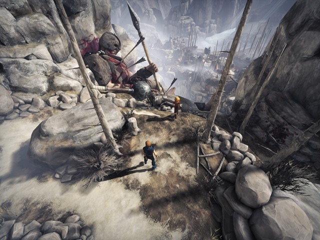 Brothers - A Tale of Two Sons 14