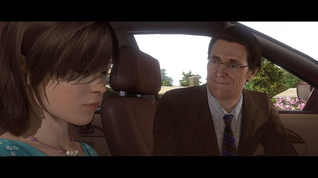 Beyond Two Souls Screenshot 01