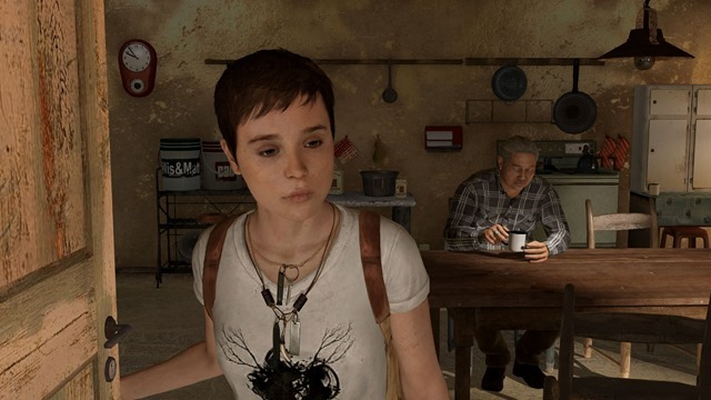 Beyond Two Souls Screenshot 06