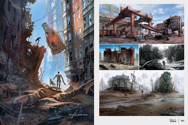 Fallout 4 - Artbook 02