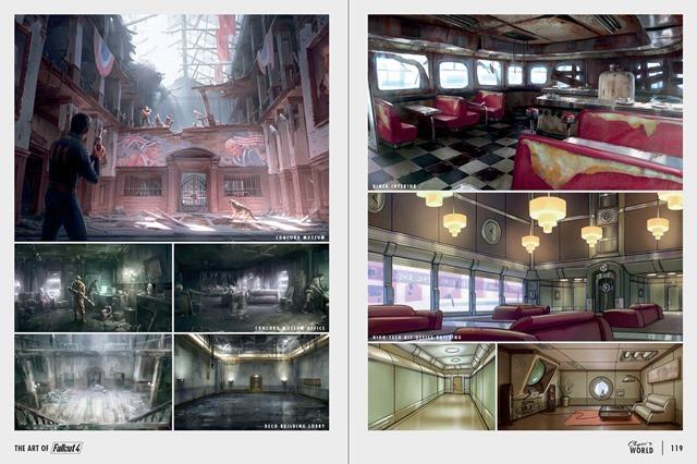 Fallout 4 - Artbook 03