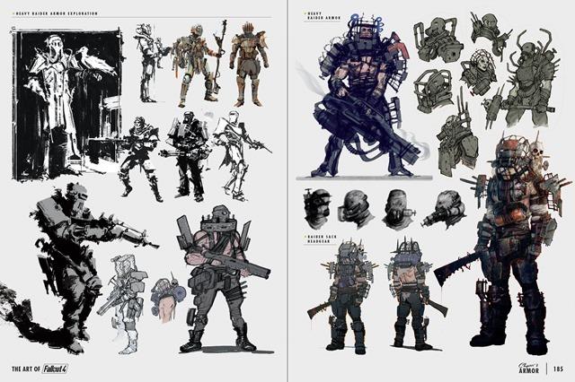 Fallout 4 - Artbook 04