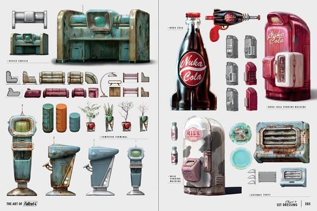 Fallout 4 - Artbook 05