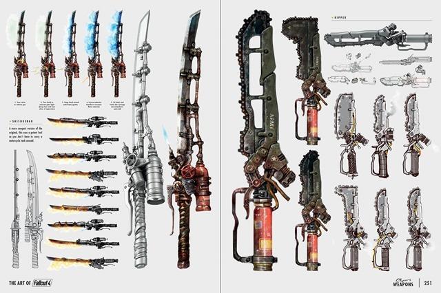 Fallout 4 - Artbook 06