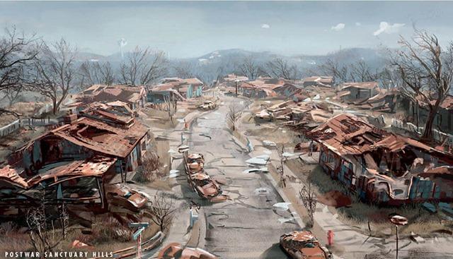 Fallout 4 - Artbook