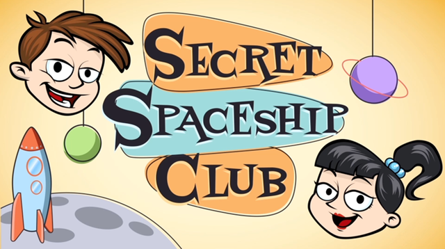 Secret Spaceship Club