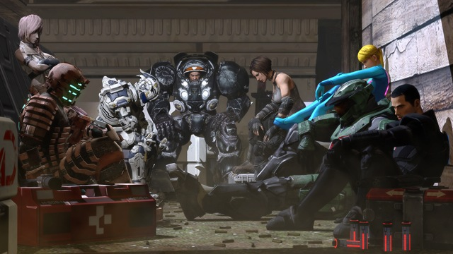 The Last Battle 01