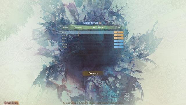 ArcheAge - Servidores