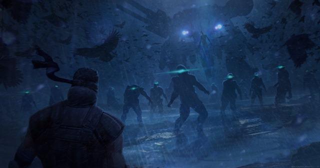 Metal Gear Solid Movie - Concept Art 01