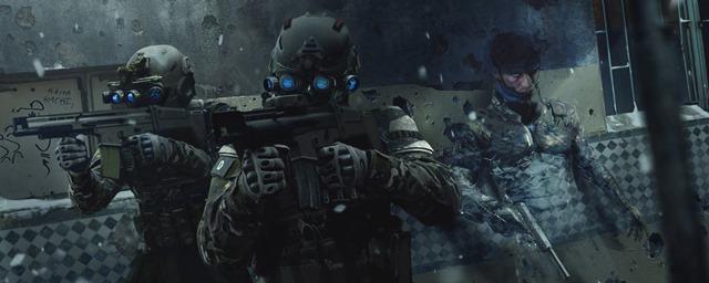 Metal Gear Solid Movie - Concept Art 03