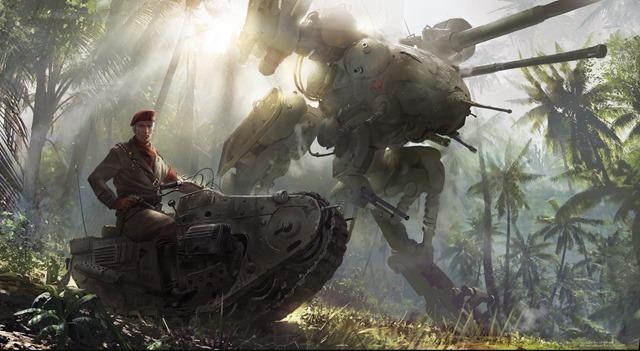 Metal Gear Solid Movie - Concept Art 04