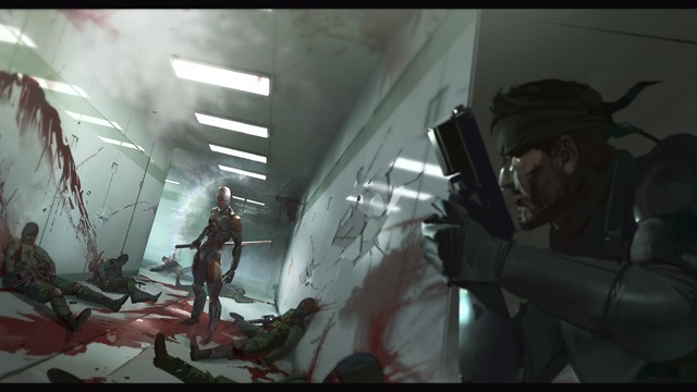 Metal Gear Solid Movie - Concept Art 06