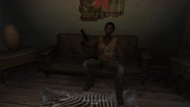 Faces de Far Cry 2 02