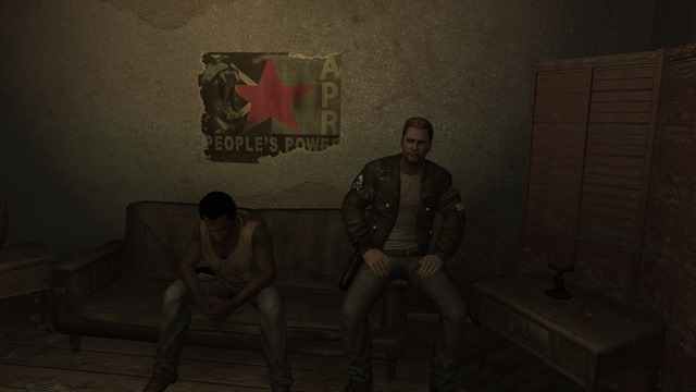 Faces de Far Cry 2 03