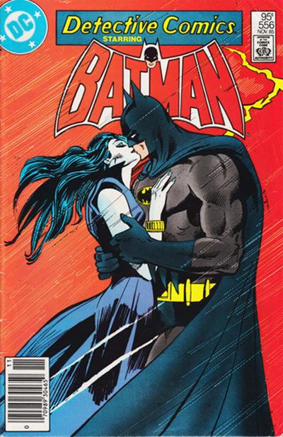 Beijo - Batman