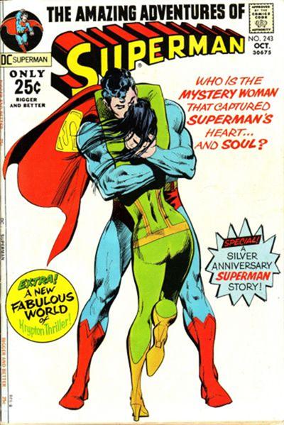 Beijo - Superman