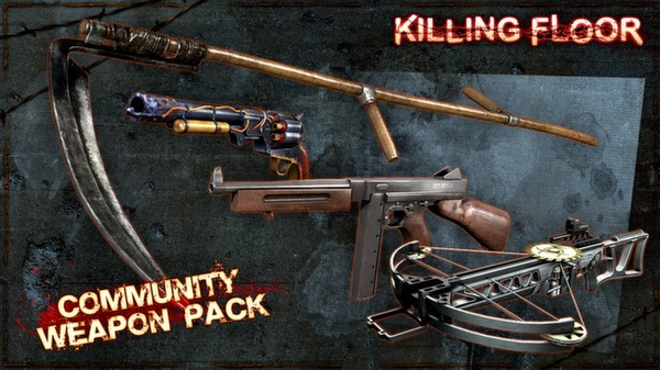 Community Weapon Pack